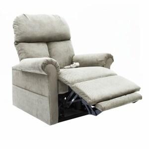 Mega Motion Infinite Position Chair Model LC100, Sage- 1 ea