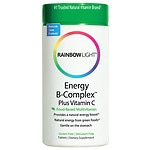 Rainbow Light Energy B-Complex, Tabs