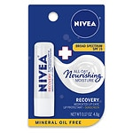 Nivea Lip Care A Kiss Of Recovery Medicated Lip Repair SPF 15
