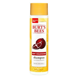 Burt's Bees Very Volumizing Shampoo, with Pomegranate