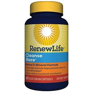 ReNew Life CleanseMore, Veggie Caps- 60 ea