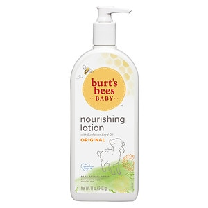 Burt's Bees Baby Bee Lotion, Original