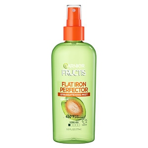 Garnier Fructis Style Style Sleek & Shine Flat Iron Perfector Straightening Mist 24 Hr Finish