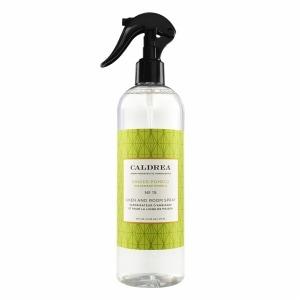 Caldrea Linen & Room Spray, Ginger Pomelo- 16 fl oz
