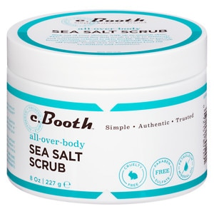 c. Booth All Over Body Sea Salt Scrub&nbsp;