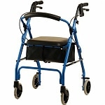 Nova Getgo Classic Rollator, In Blue