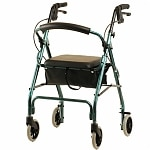 Nova Getgo Classic Rollator, Green