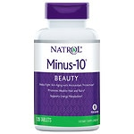Natrol Minus-10 Cell-Rejuvenating Antioxidant, Tablets- 120 ea