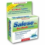 Salese Soothing, Hours of Dry Mouth Relief, Moisturizing Lozenges