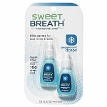 Sweet Breath Twin Drop, Peppermint- 2 ea