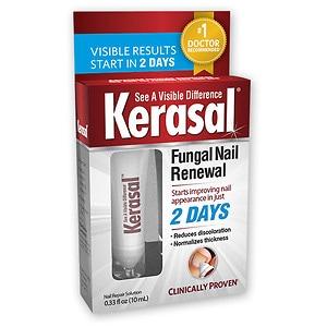 Kerasal Nail Fungal Nail Renewal Treatment, 3 month supply- .33 oz