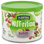 Planters NUT-rition Men's Health Mix, Almonds, Peanuts & Pistachios