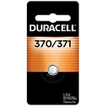Duracell Watch/Electronic Battery, # 370/371 1.5V