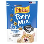 Friskies Party Mix, Beachside Crunch: Shrimp Crab & Tuna