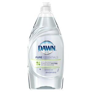 Dawn Pure Essentials Dishwashing Liquid, Sparkling Mist- 21.6 fl oz