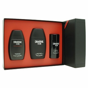 Guy Laroche Drakkar Noir Mens Gift Set 3 Piece, 1 ea