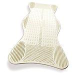AquaSense Non-Slip Bath Mat with Invigorating Massage Zones, Large- 1 ea