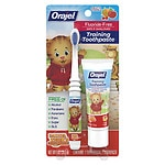 Orajel Toddler Thomas Toddler Training Toothpaste with
