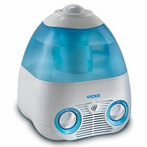 Vicks V3700 Starry Night Humidifier, 1 gal