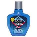 Aqua Velva Classic Ice Blue After Shave- 3.5 fl oz