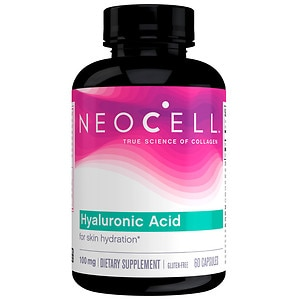 NeoCell Hyaluronic Acid, Capsules- 60 ea