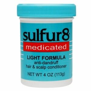 Sulfur8 Anti-Dandruff Hair & Scalp Conditioner- 4 fl oz