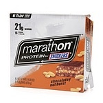 Snickers Marathon Protein Bar, Chocolatey Nut Burst