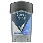 Degree Men Clinical+ Antiperspirant & Deodorant, Clean