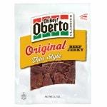 Oh Boy! Oberto Original Thin Style Beef Jerky- 5.7 oz