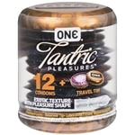 ONE Tantric Pleasures Condoms- 12 ea