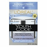 L'Oreal Paris Youth Code Even Day Cream SPF 30- 1.6 oz
