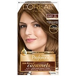 L'Oreal Paris Superior Preference Sun-Kissed Caramels, Hi-Lift Gold Brown Ul63- 1 application