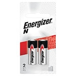 Energizer Photo Electronic Alkaline Batteries, #N (E90)