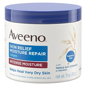 Aveeno Active Naturals Skin Relief Moisture Repair Cream&nbsp;