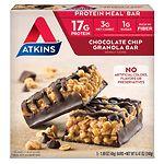 Atkins Advantage Meal Bars, Chocolate Chip Granola
