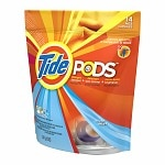 Tide PODS Laundry Detergent Pacs, Ocean Mist- 14 Each