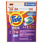 Tide PODS Detergent, Spring Meadow, 35 Loads