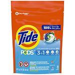 Tide Pods Laundry Detergent Pacs, Ocean Mist- 35 ea