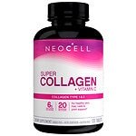 NeoCell Super Collagen +C, Type 1&3, Tablets