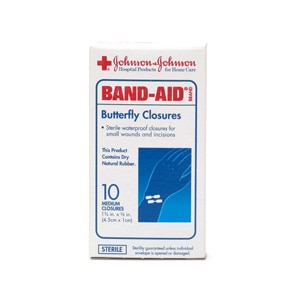 Band-Aid Butterfly Closures, Medium