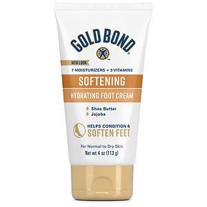 Gold Bond Softening Foot Cream