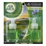 Air Wick Scented Oils Limited Edition National Park Series Twin Refill, Yellowstone Wildflower Valley