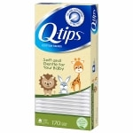 Q-tips Cotton Swabs, Baby Pack