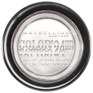 Maybelline EyeStudio Color Tattoo 24Hr Eyeshadow, Too Cool