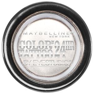 Maybelline Eye Studio Color Tattoo 24Hr Eyeshadow, Too Cool,