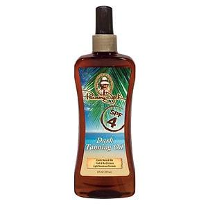 Panama Jack Dark Tanning Oil, SPF 4- 8 fl