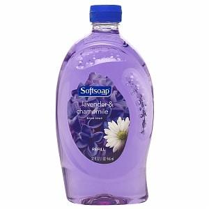 Softsoap Liquid Hand Soap Refill, Lavender & Camomile