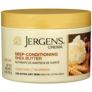 Jergens Crema Deep Conditioning Shea Butter Body Cream with Oatmeal