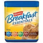 Carnation Breakfast Essentials Complete Nutritional Drink, Powdered, Rich Milk Chocolate