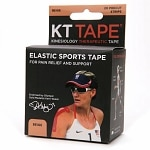 KT Tape Kinesiology Therapeutic Tape Precut Strips, Beige